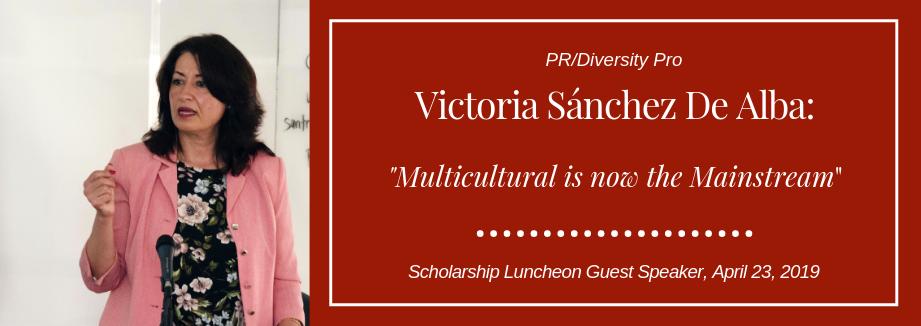 Victoria Sanchez de Alba banner