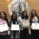 2018 Scholarship Winners: Left to right, Irma Guardado, USF; Elsabete Kebede, SJSU; Angela Mesgarzadeh, UC Berkeley; Jasmine Garcia, SJSU