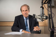 "KQED ""Forum"" Host Michael Krasny"