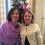 Patsy Barich (right) with Nancy Crowley