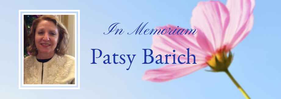 Patsy Barich Marquee
